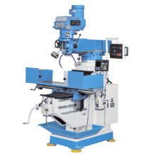 Mf6v Turret Milling Machine