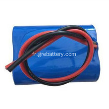 lithium ion 18650 rechargeable li batterie 3.7V 2200mah