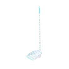 20 * 4 * 88CM gros ménage bleu à long manche Dustpan