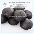 Cilindros de briquetes de pasta de eletrodo de carbono baseados em ECA para ferrocromo e ferro-silício EAF