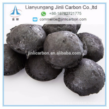 ash 3% /4%/5% carbon electrode paste cylinders/briquettes/ eggs for various ferroalloy alloy and calcium carbide