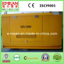 Генератор 8kva Молчком Электрический дизельный Мощность для домашнего использования