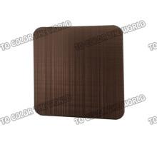 Feuille de délié de haute qualité de l'acier inoxydable 304 pour des matériaux de décoration