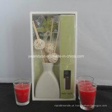Vanilla Aroma Ceramic Jar Reed Diffuser