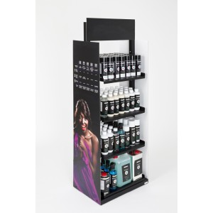 Metal Display Stand for high grade boutique