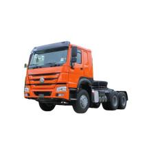 Used HOWO 6x4 10 Wheels Tractor truck
