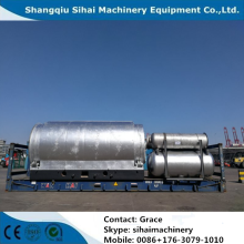 High Quality Waste Tire Pyrolysis plant