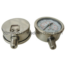 Cbmtech All Stainless Steel Pressure Gauges