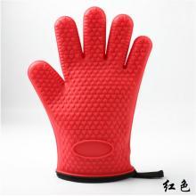 Heta sälja handskar Grillvante med Palm Gummihandske