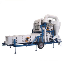 cocoa bean seed cleaning machine