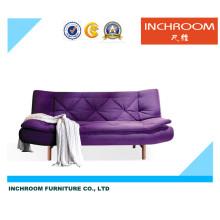 Canapé fonctionnel en tissu moderne