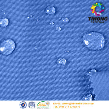 waterproof blue lining fabric