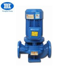 Pompe centrifuge verticale de l'eau de turbine d'acier inoxydable