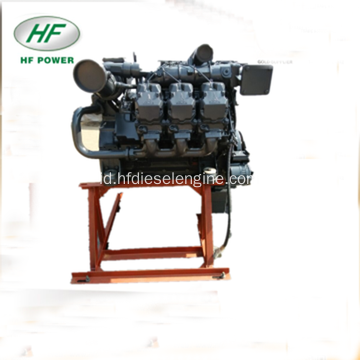 Air BF6M1015 didinginkan Deutz 1015 Mesin