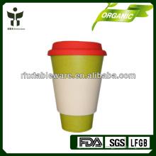 OEM et ODM Eco-Friendly Bamboo Fiber Mug
