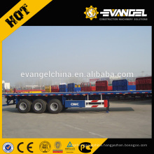 Semi Trailer-Cargo Box Trailer