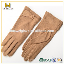 girls winter dresses sheep wool gloves lady wool knitted glove