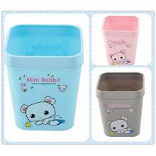 Mini Kaninchen Bunte Kunststoff Abfalleimer (FF-5256)