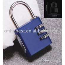 trolley bag padlock