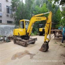 HYUNDAI Chinese Mini Excavadora usada