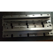 Integrated Blade of Radiator Fin Tooling Mold