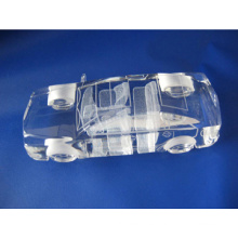 De moda Emulational Crystal Inner Laser Car Mold