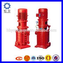 Pompe à plusieurs étages verticale à feu centrifuge haute efficacité