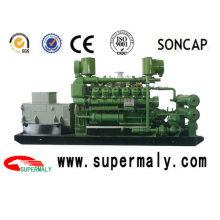 8kw-1100kw Gasgenerator