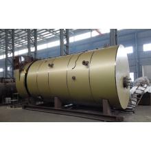 Caldera de vapor de ahorro de energía de aceite o gas horizontal
