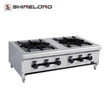 Küchenausstattung Kochherd Gas 2 Brenner Induktionsherd