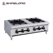 Cuisinière à induction Gas 2 Burner