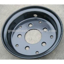 4.33R-8 Forklift split rim wheel, forklit wheels rims with high performance