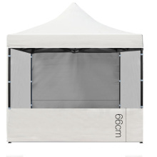 exterior 10x10 marco de acero de metal Cenador comercial