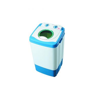 Máquina de lavar 7KG de carregamento superior com cuba única