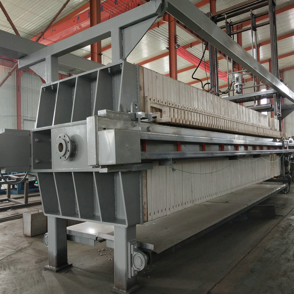 250 Suqare Metter Filter Press