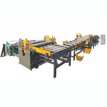 adjustable type plywood edge trimming machine cutting saw