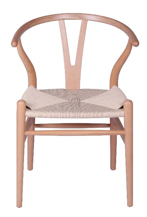 the wishbone Y chair