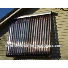 Collecteur solaire parabolique à usage commercial