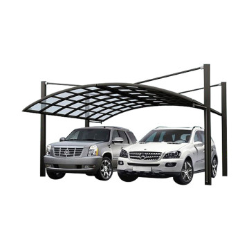 Car Shade Cantilever Telt Cover Bois Carport Canopy