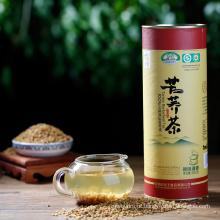 Chá preto de trigo sarraceno amargo preto chinês