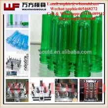 Chine fournisseur de production Hot Runner vanne vanne PET bouteille préforme moule / valve vanne porte PET bouteille préforme moule à Zhejiang