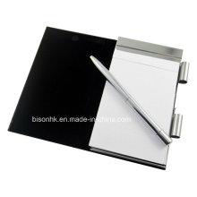 Sostenedor del cojín de nota de la alta calidad, sostenedor del cojín de nota para el regalo del negocio