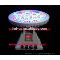 36W DMX512 RGB LED luz ao ar livre