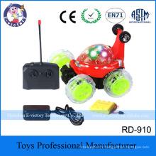 RC Stunt Invincible Twister Flash Car Remote Control Toy Stunt Car