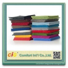 Wholesale Eco-Friendly Plain Polyester Felt Fabricr