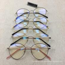 Gafas de ojo de gato de marcos ópticos de señora
