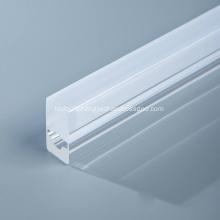 Co extrusion Linear Acrylic PMMA Profiles
