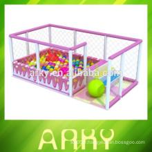 2015 kid like soft ball pool terrain de jeu sea ball pit toddler play structure