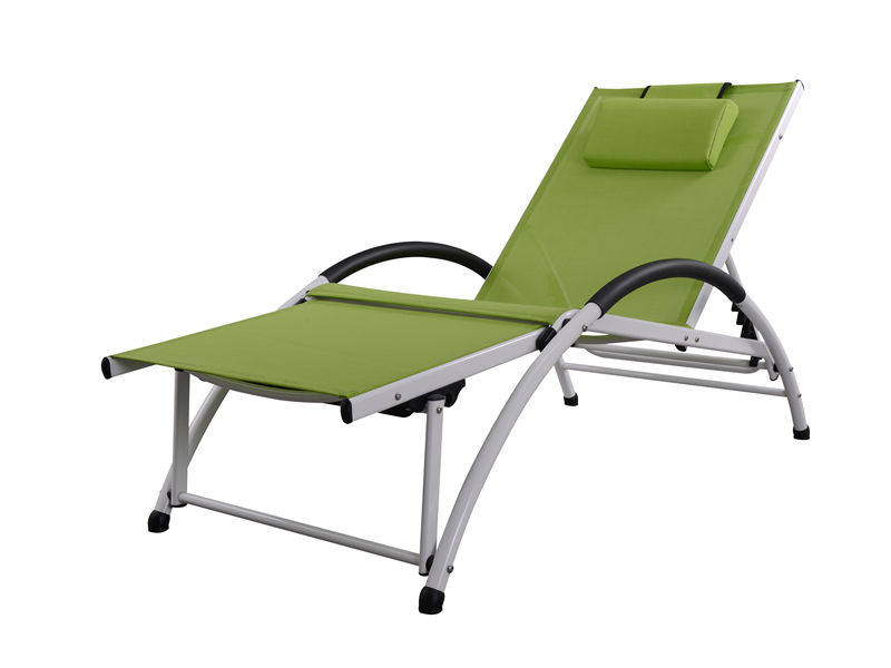 Aluminum multifunction lounge