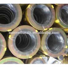 Spiral wound gaskets/wound gaskets/metal gaskets/SWG(SUNWELL)